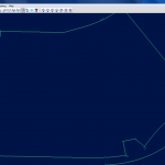 CAD/CAM Leadin, leadout, corner loops example
